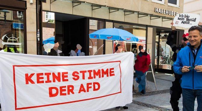 AfD stellt in Münster keinen OB-Kandidaten, sondern wirbt für CDU-Amtsinhaber